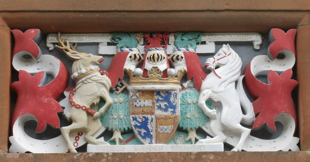 The Arms of the Marquess of Bute