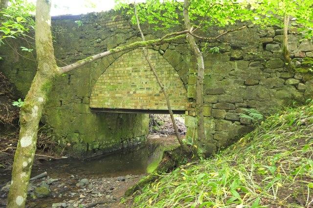 Shiel Bridge near Capielaw