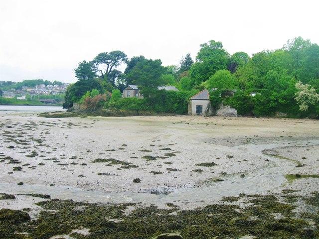 Saltram Point on the River Plym, Devon