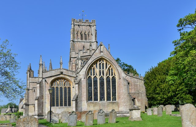 Northleach, St. Peter and St. Pauls' Church