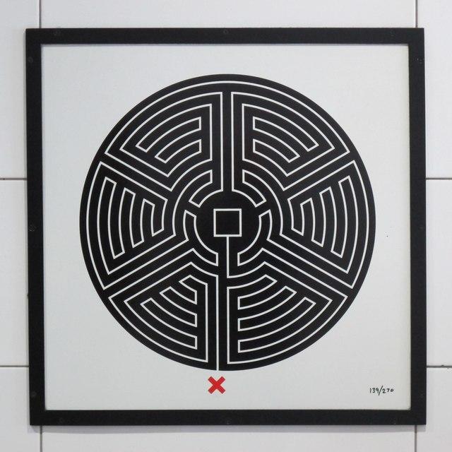 Holborn tube station - Labyrinth 139