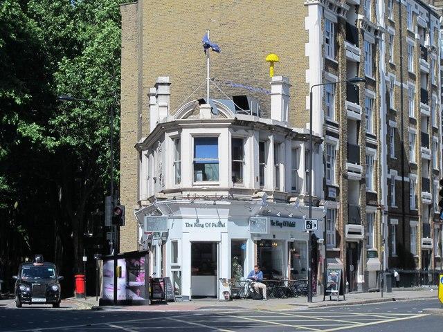 Rosebery Avenue / Clerkenwell Road, EC1
