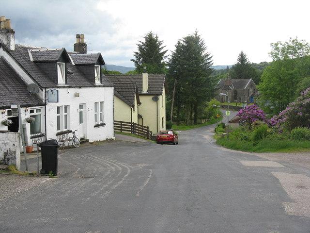 The Clachan Village Pub