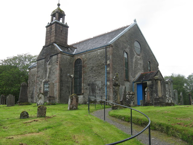 Strachur and Strathlachlan Parish Church