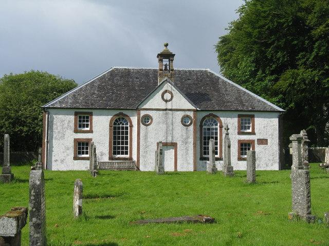 Kilmodan Church at Clachan of Glendaruel