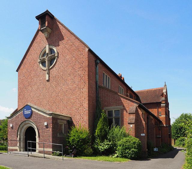 St Saviour, Upper Sunbury