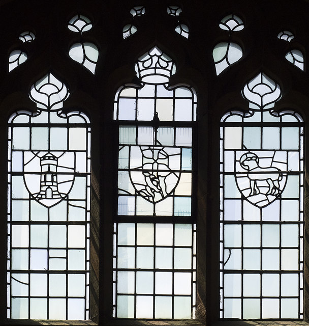 St Saviour, Upper Sunbury - Window