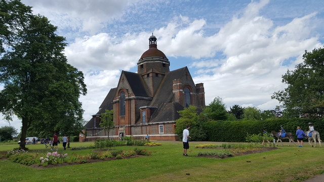 Hampstead Garden Suburb Church, Hampstead, London