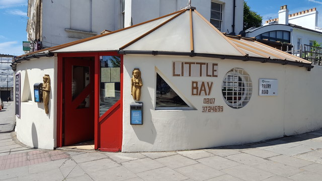 Little Bay Restaurant, Kilburn, London