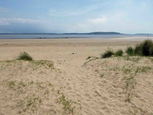 Burry Port beach