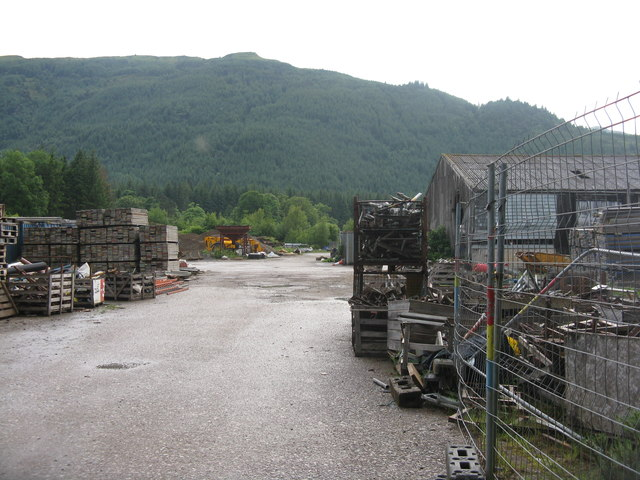 Benmore Saw Mill