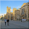 ST5872 : Bristol: on Deanery Road by John Sutton