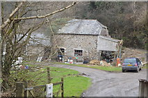 SX4861 : Coombe Farm by N Chadwick