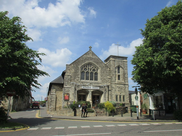 Brackley Methodist church