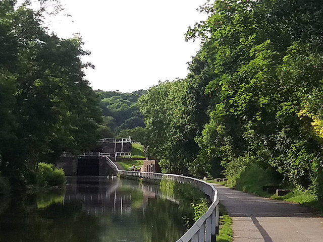 Downstream of Dobson Locks
