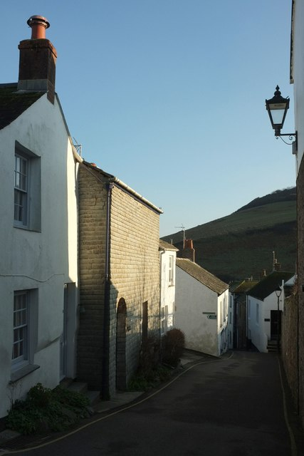 Church Street, Gorran Haven