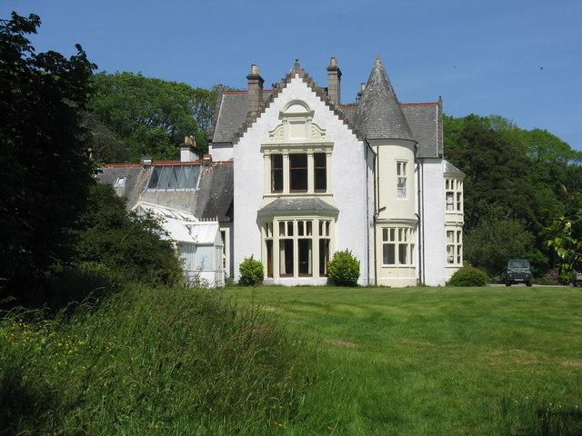 Achamore House, Gigha