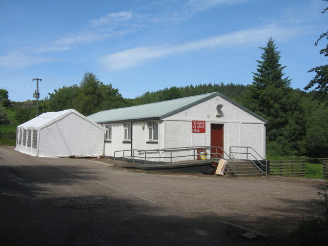 Gigha Village Hall