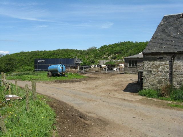 Drumyeonmore Farm, Gigha