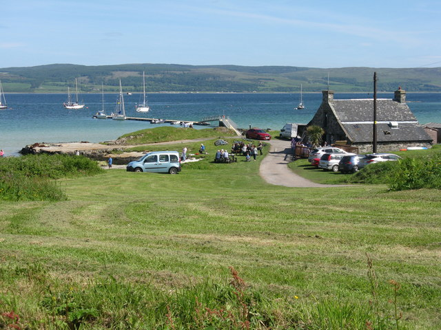 Boat House Café and Bar, Gigha