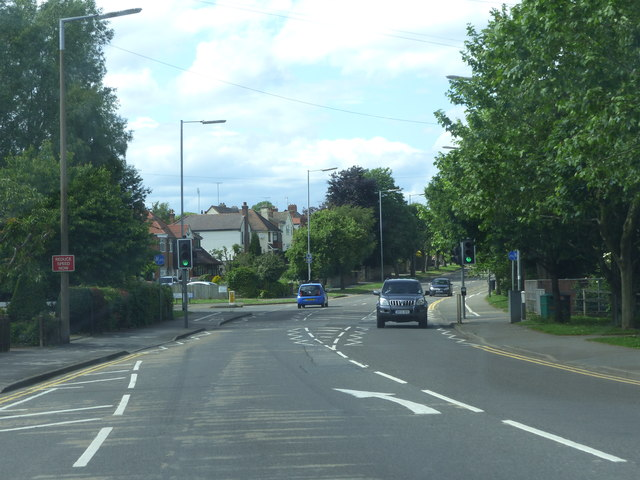 Tutbury Road A511 Horninglow