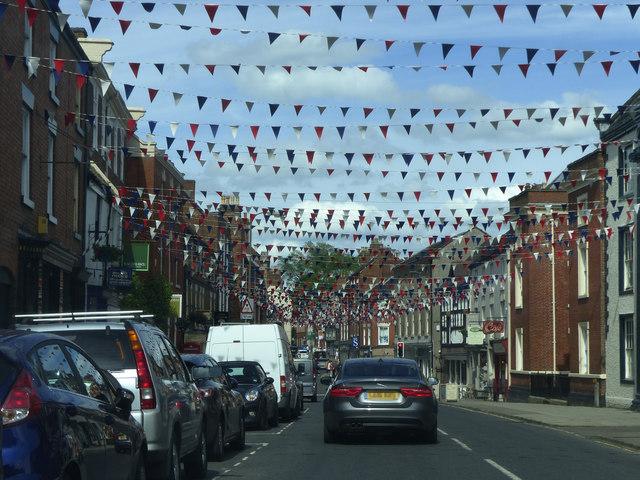 Church Street Ashbourne