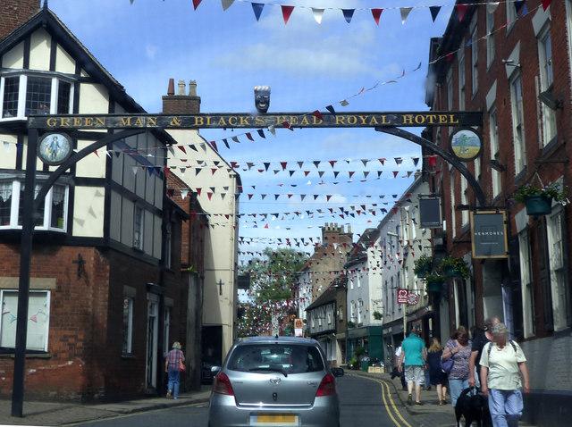 St John Street Ashbourne