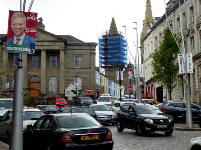 High Street, Omagh