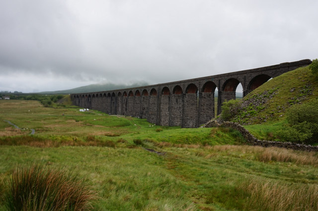 10-55am  Ribblehead Viaduct