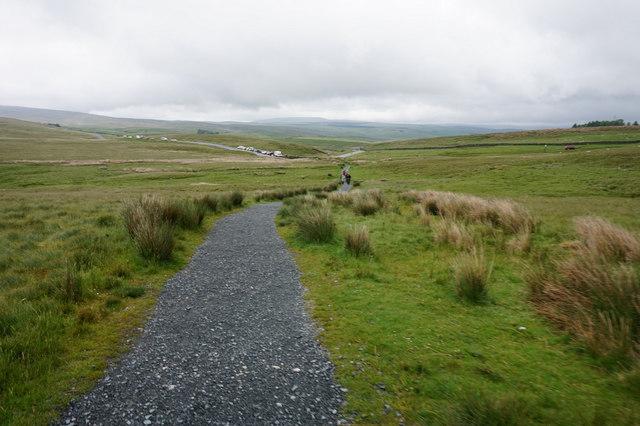 11-02am  path at Batty Green