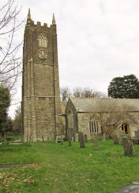Church of St Petroc, Egloshayle