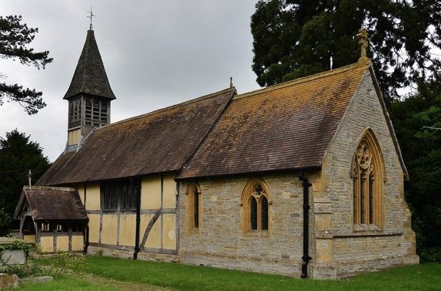 Besford: St.Peter's Church