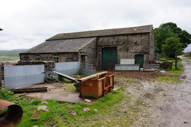 11-30am barns at Ingman Lodge