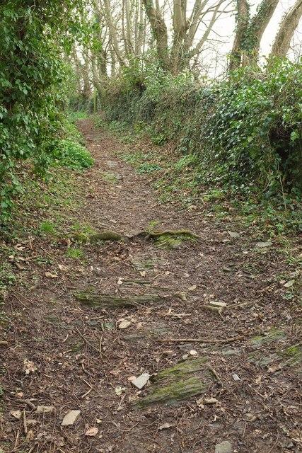 Path to Treneague