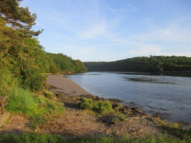 The River Blackwater near Ardsallagh