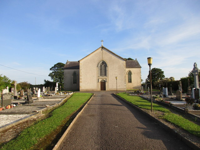 St. Mary's church, Grange