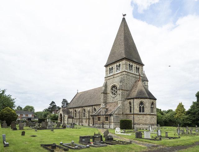 St Peter, Wimblington