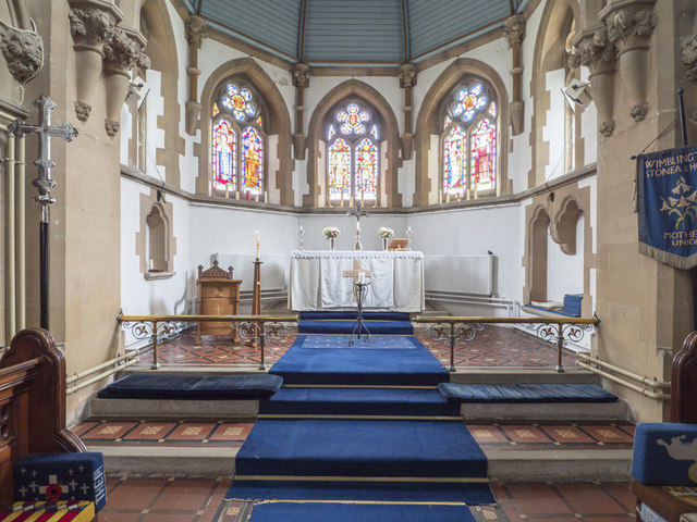 St Peter, Wimblington - Sanctuary