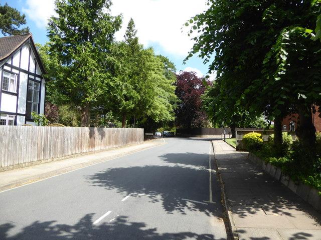 Warrington Road, Ipswich