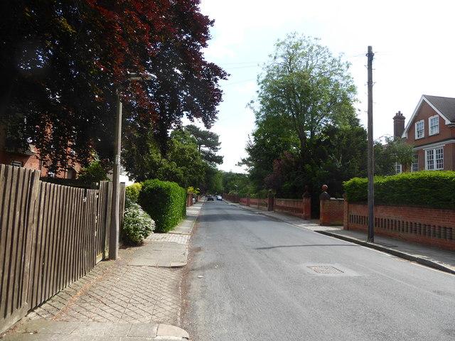 Constitution Hill, Ipswich