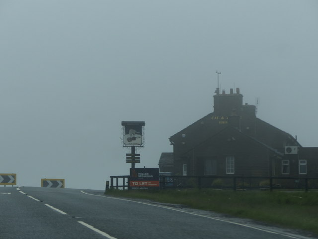 The Cat and Fiddle Inn To Let