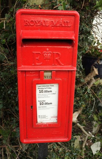 Postbox, Burlawn