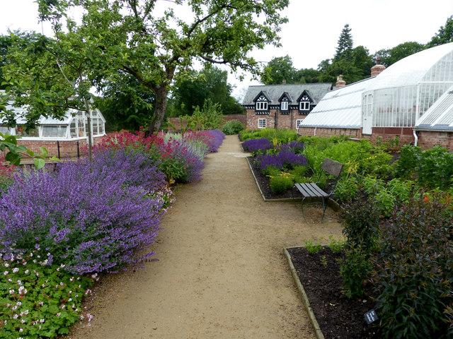 Quarry Bank Mill gardens