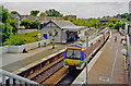 NT1383 : Inverkeithing station, 2002 by Ben Brooksbank