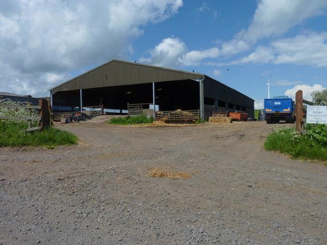 Barn at South Baldutho