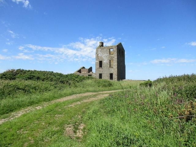 Signal Tower above Robert's Head