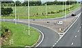 J3191 : The Larne Road, Ballyclare/Ballynure - June 2017(4) by Albert Bridge