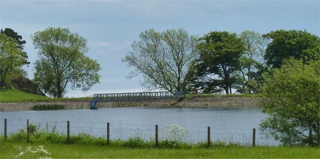 Gillingshill reservoir