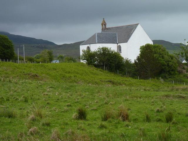 Church of Scotland, Kensaleyre