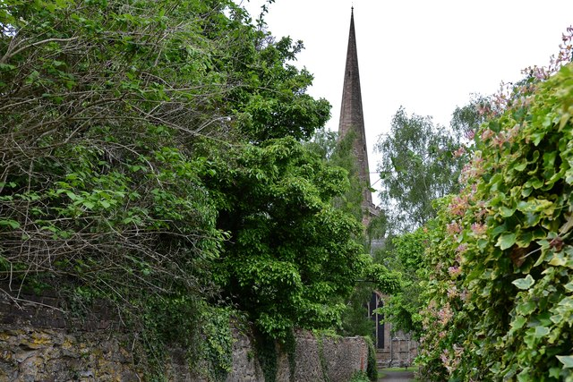 Ledbury, St.Michael and All Angels Church